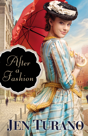 My Review for After a Fashion (A Class of Their Own, #1) by Jen Turano